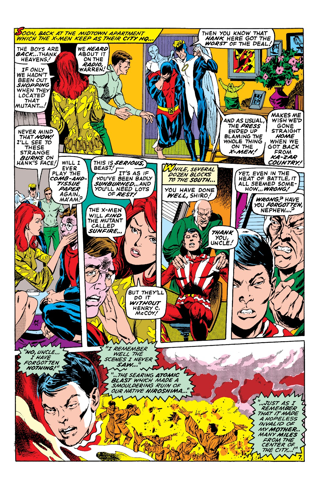 Uncanny X-Men (1963) issue 64 - Page 8
