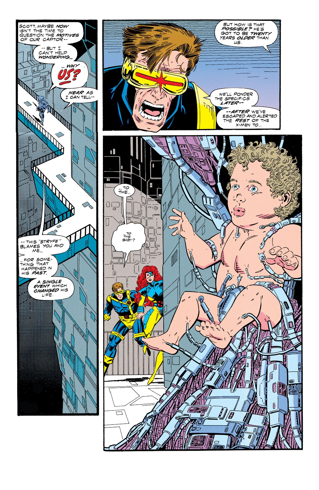 Uncanny X-Men (1963) issue 296 - Page 11