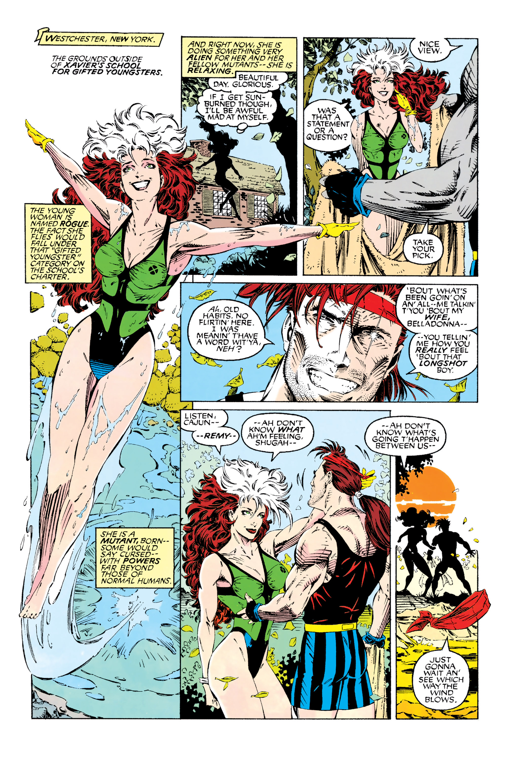 X-Men (1991) 12 Page 4