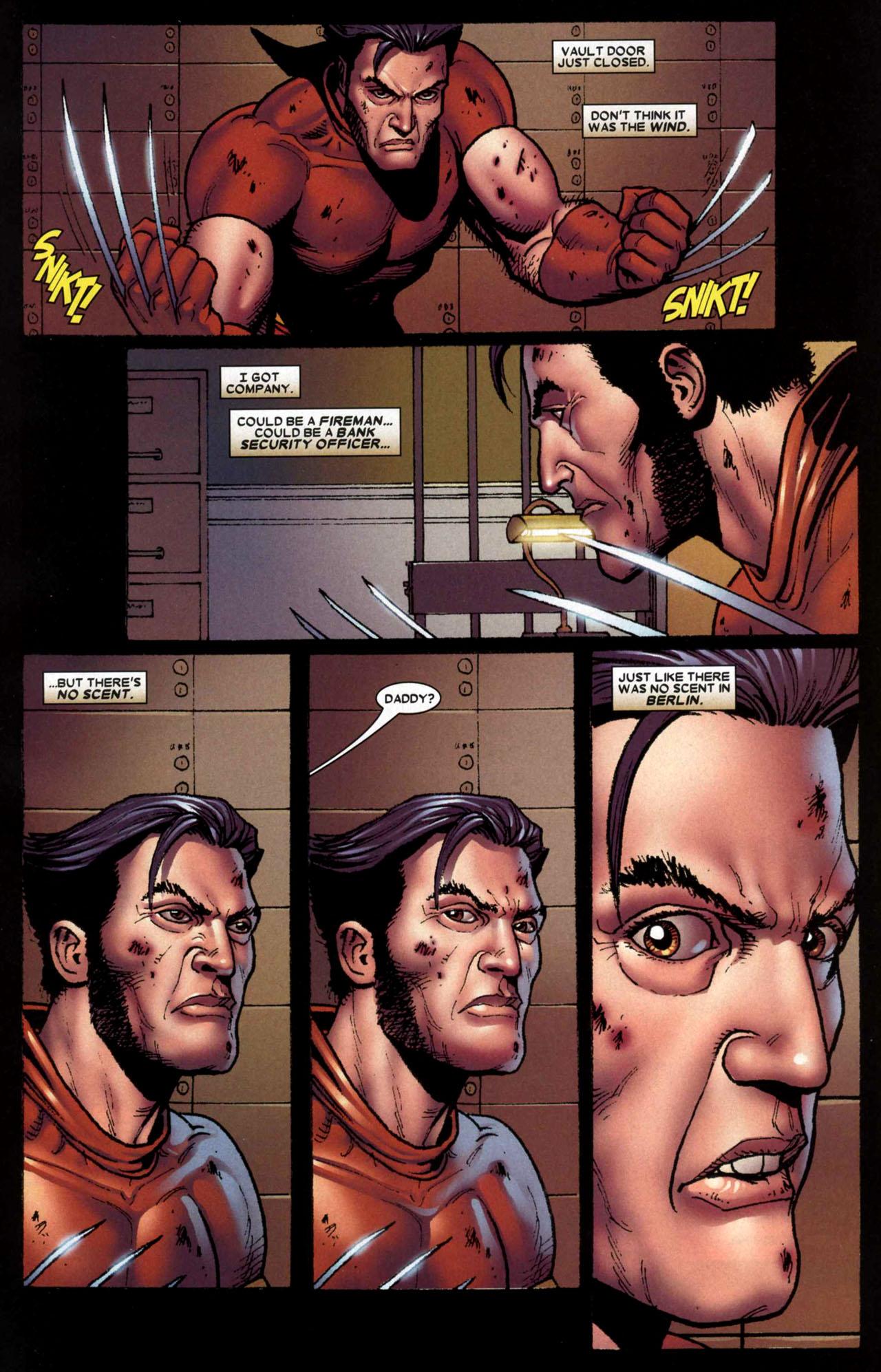 Read online Wolverine: Origins comic -  Issue #13 - 10