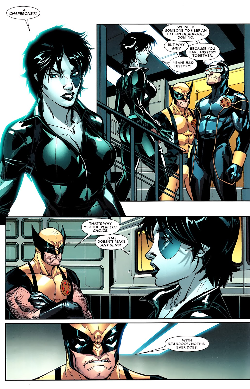 Read online Deadpool (2008) comic -  Issue #16 - 13