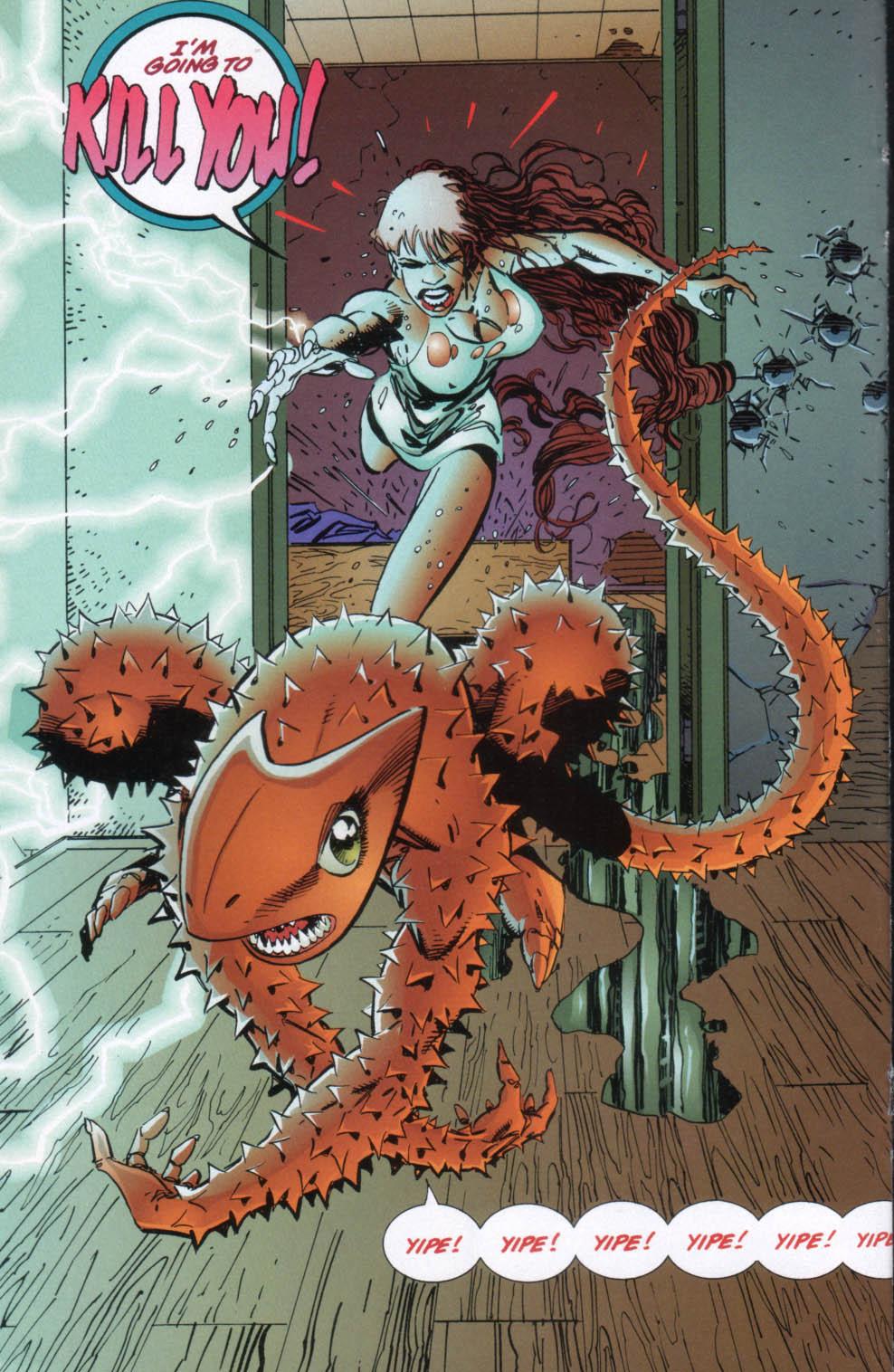 The Savage Dragon (1993) Issue #22 #25 - English 17