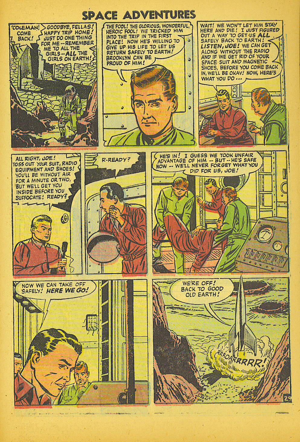 Space Adventures (1952) issue 20 - Page 31