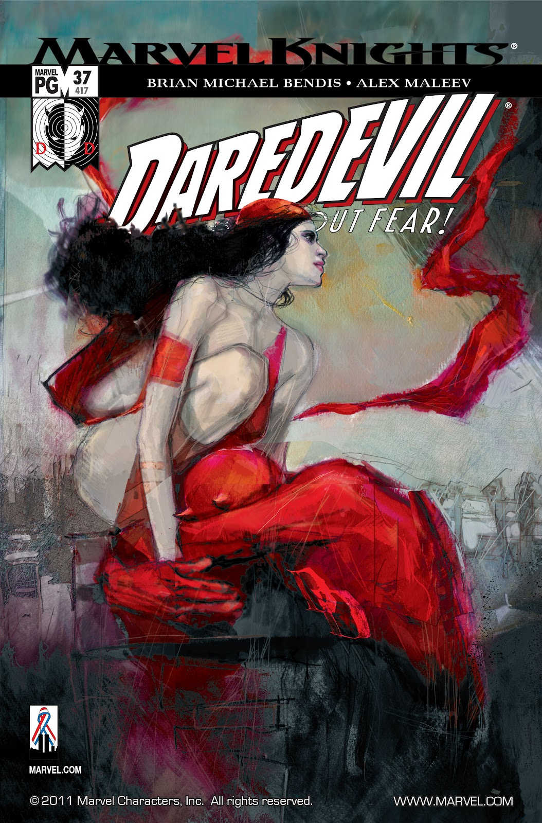 Read online Daredevil (1998) comic -  Issue # _Ultimate_Collection TPB 1 (Part 4) - 21