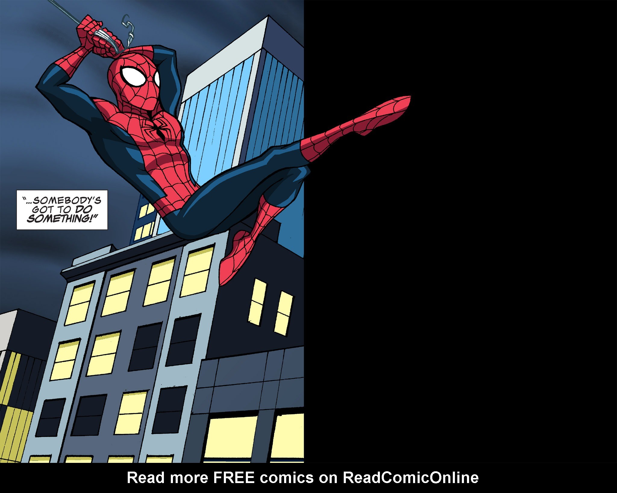 Read online Ultimate Spider-Man (Infinite Comics) (2015) comic -  Issue #14 - 13