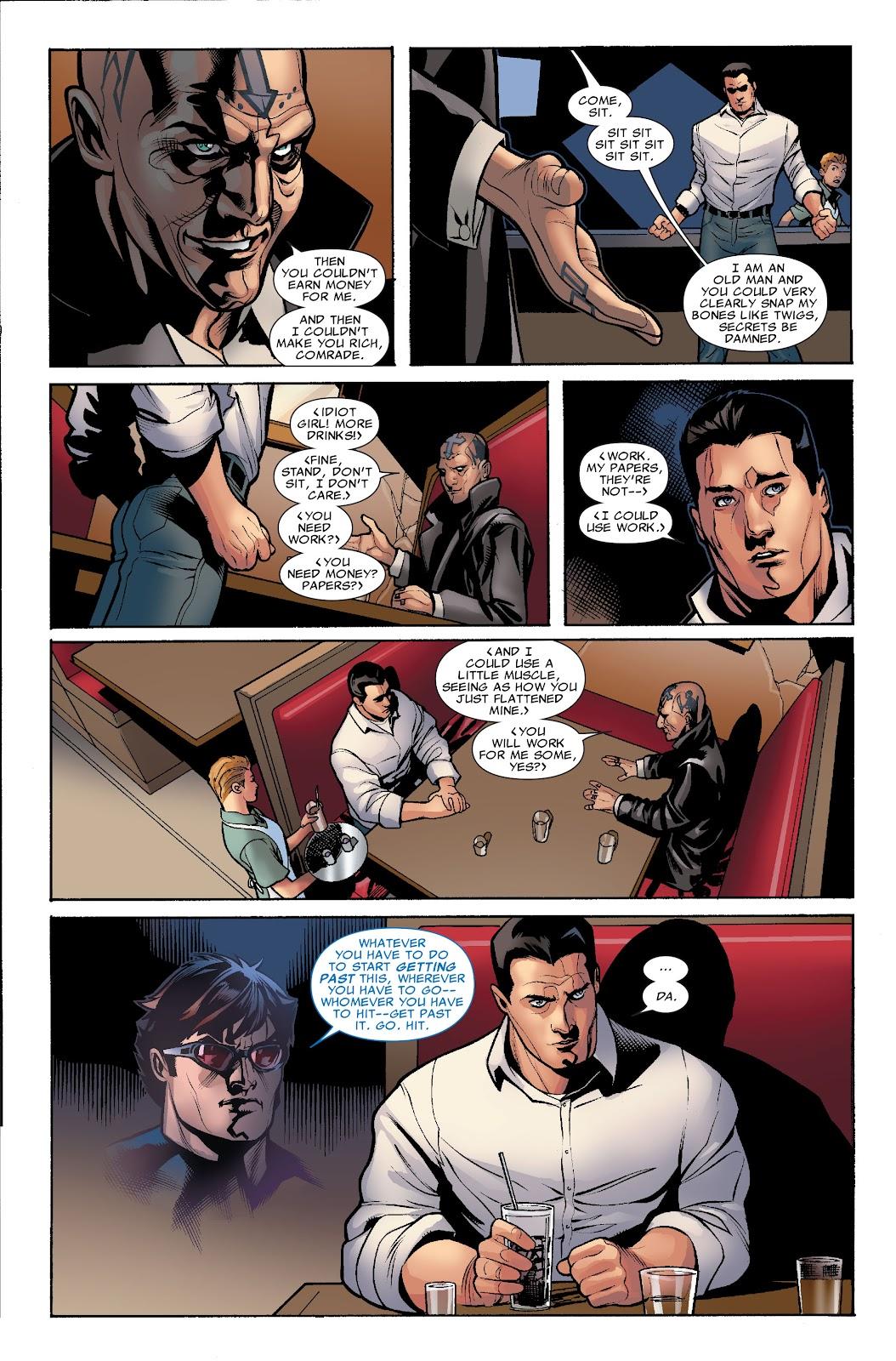 Uncanny X-Men (1963) issue 505 - Page 21
