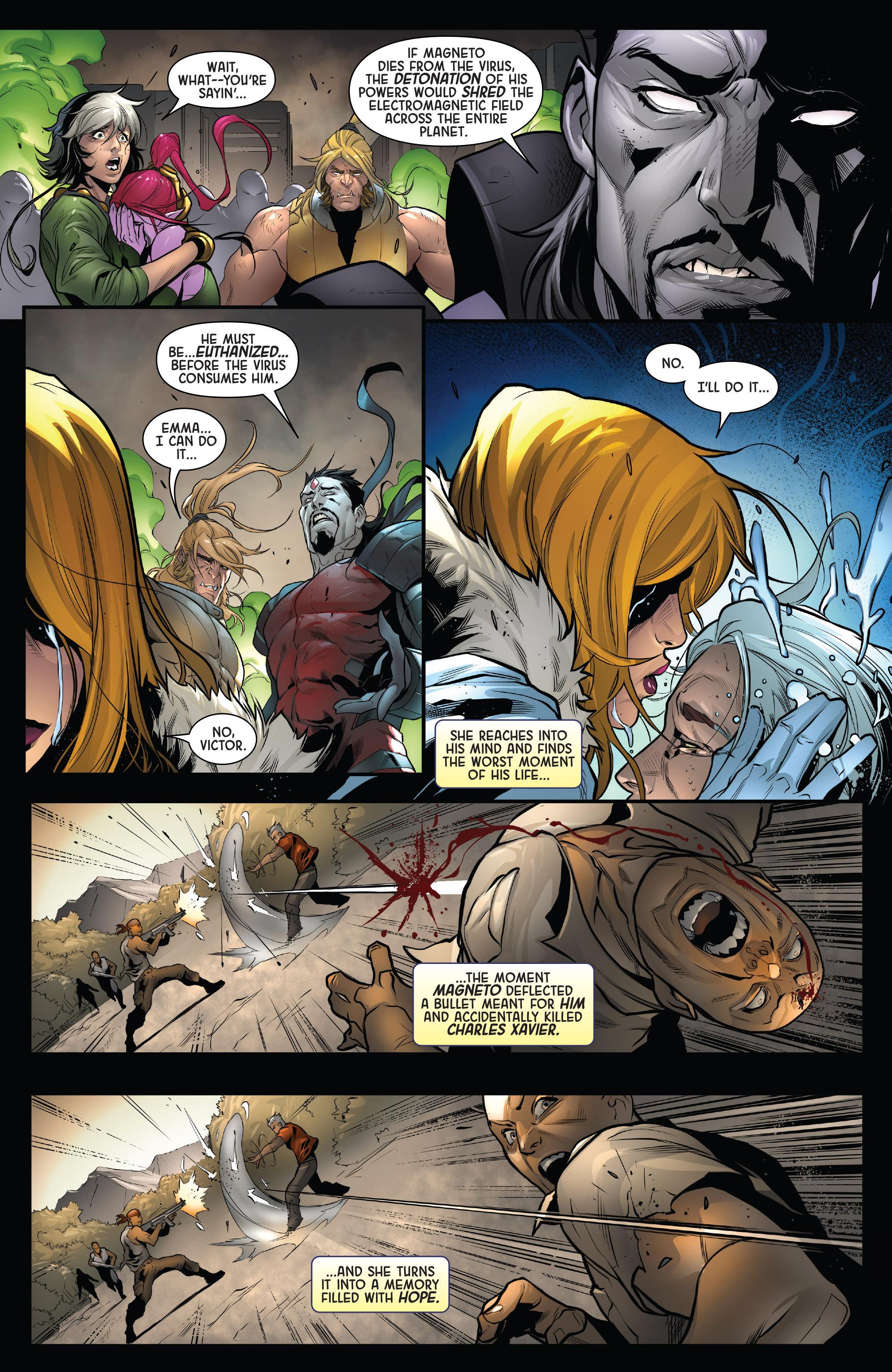 Read online Age of Apocalypse (2015) comic -  Issue #4 - 18