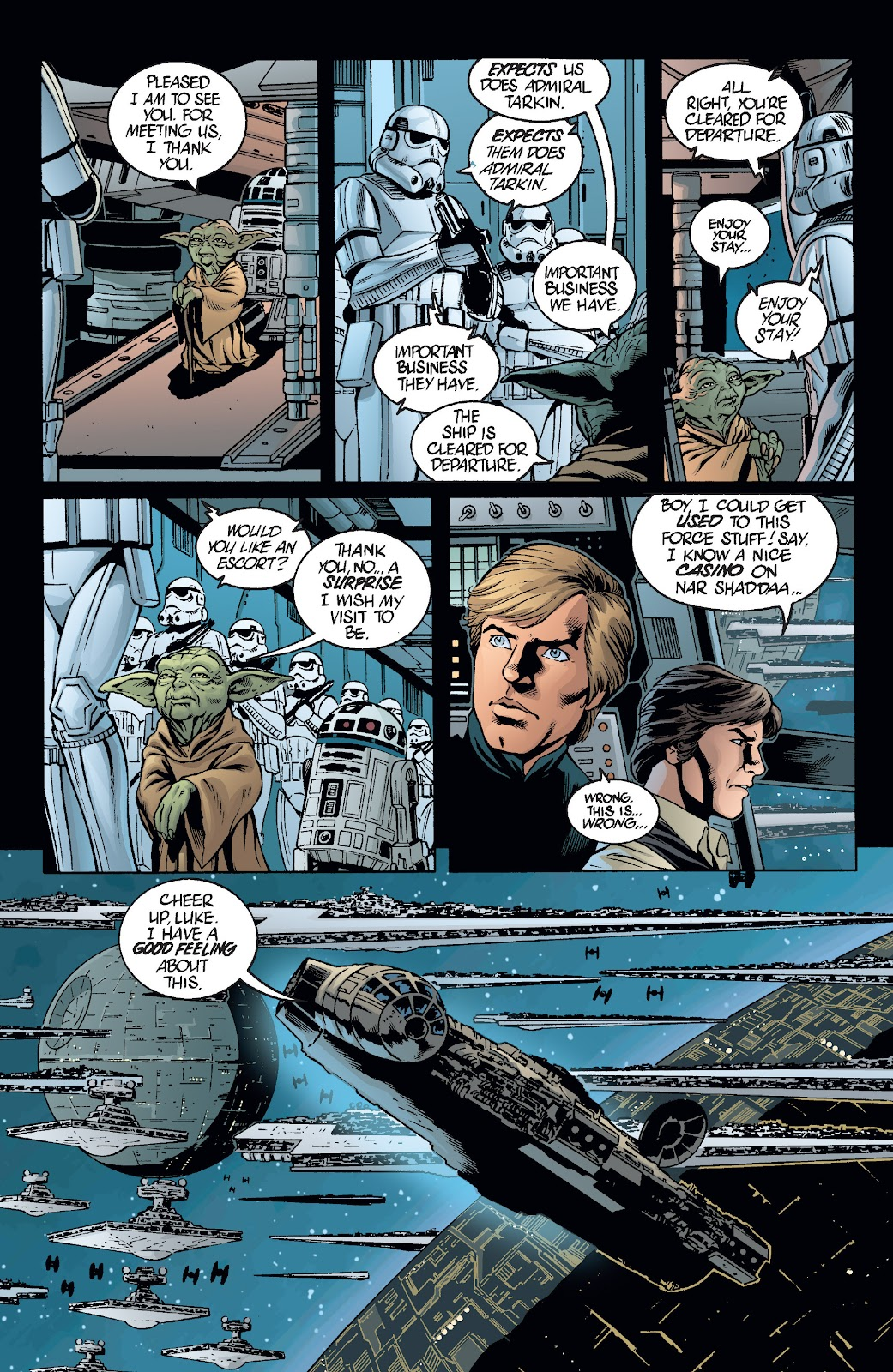Read online Star Wars Legends: Infinities - Epic Collection comic -  Issue # TPB (Part 1) - 81