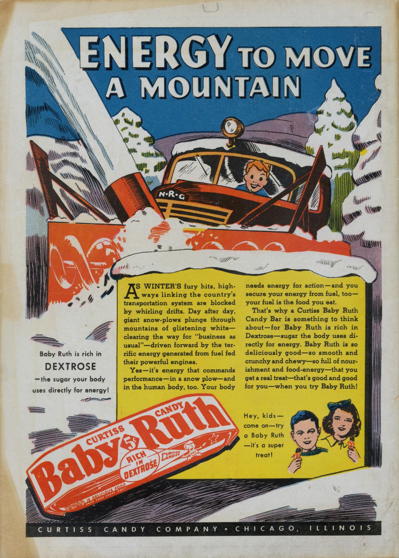Read online Adventure Comics (1938) comic -  Issue #71 - 70