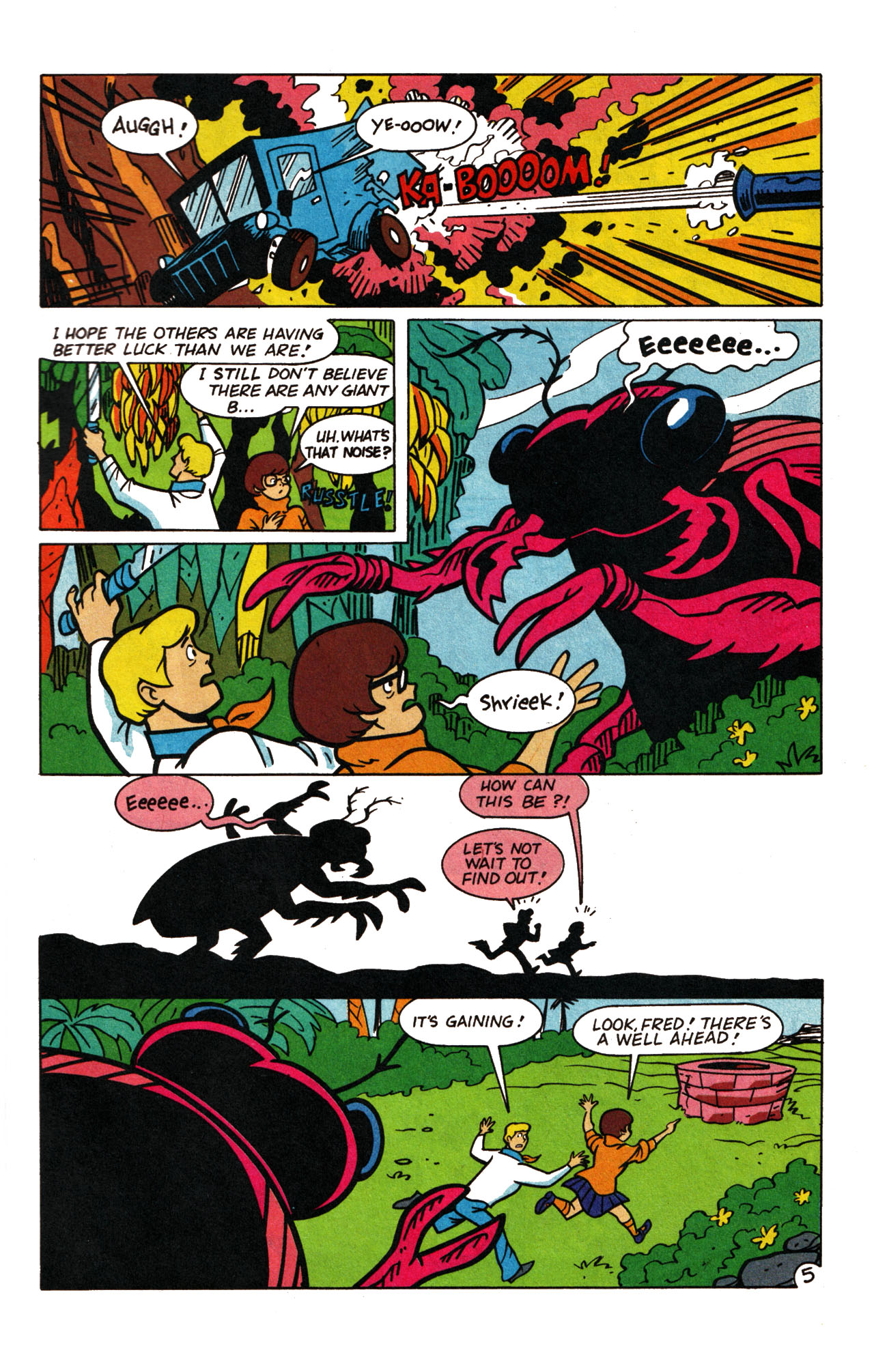 Read online Scooby-Doo (1995) comic -  Issue #13 - 30