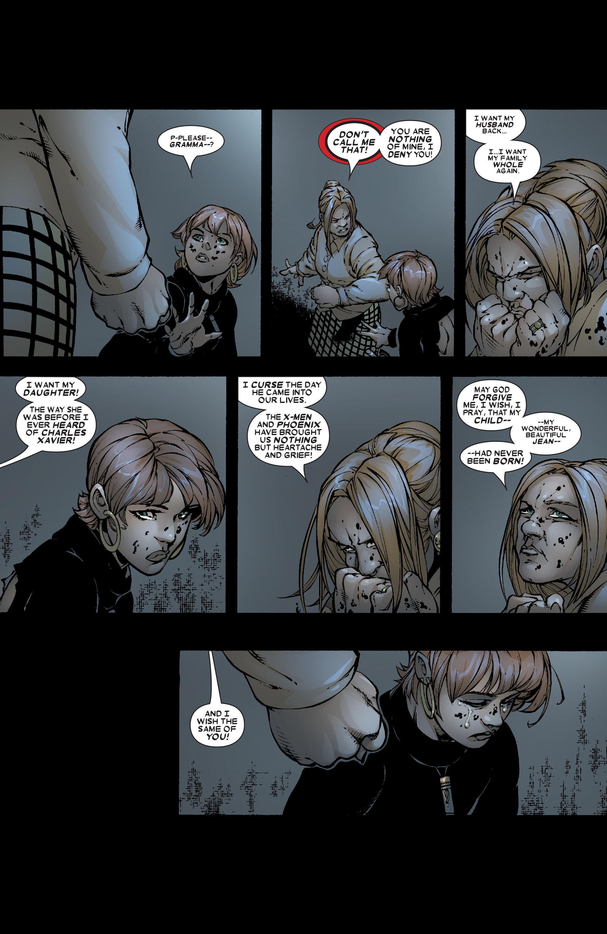 Read online Uncanny X-Men (1963) comic -  Issue #468 - 10