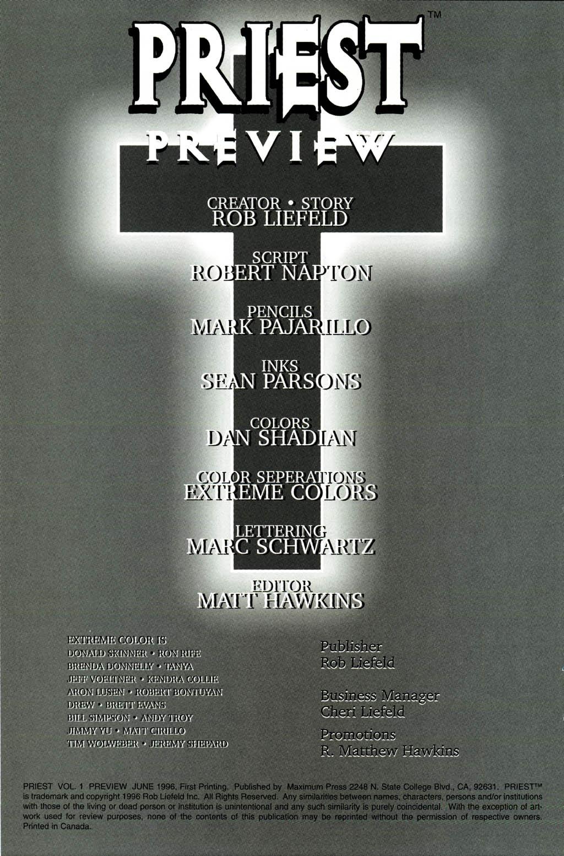 Read online Avengelyne (1996) comic -  Issue #3 - 30