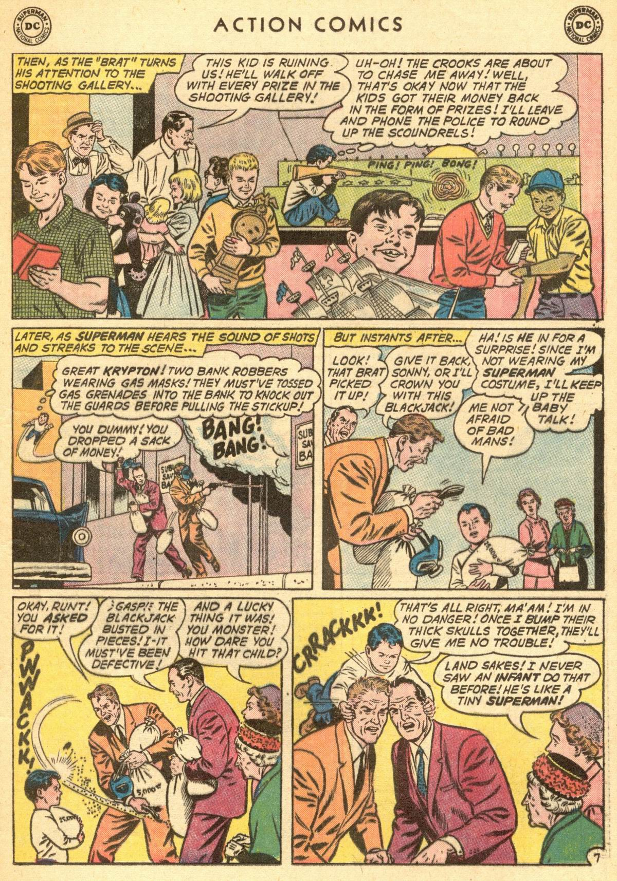 Read online Action Comics (1938) comic -  Issue #284 - 9
