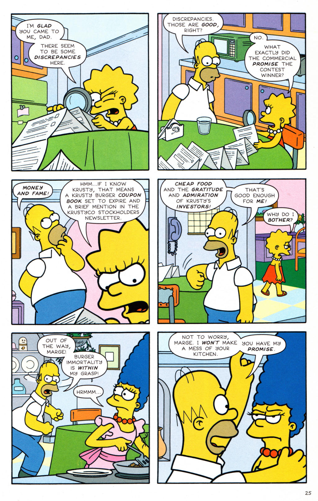 Read online Simpsons Comics Presents Bart Simpson comic -  Issue #34 - 20