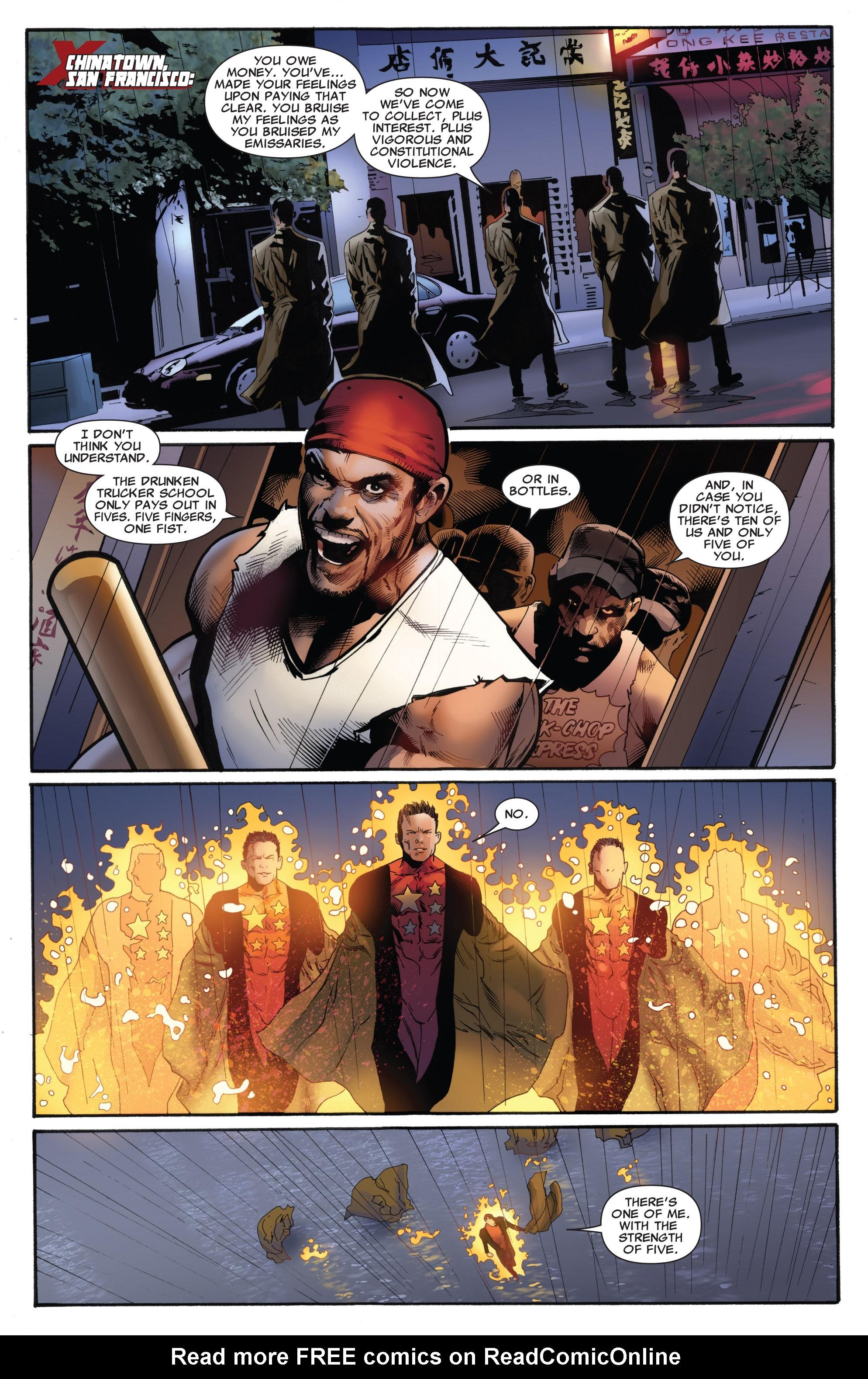 Read online Uncanny X-Men (1963) comic -  Issue #531 - 15