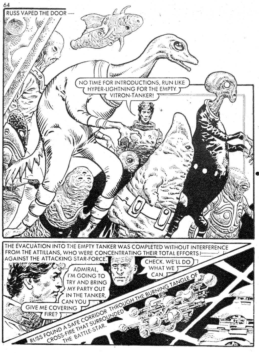 Starblazer issue 87 - Page 64