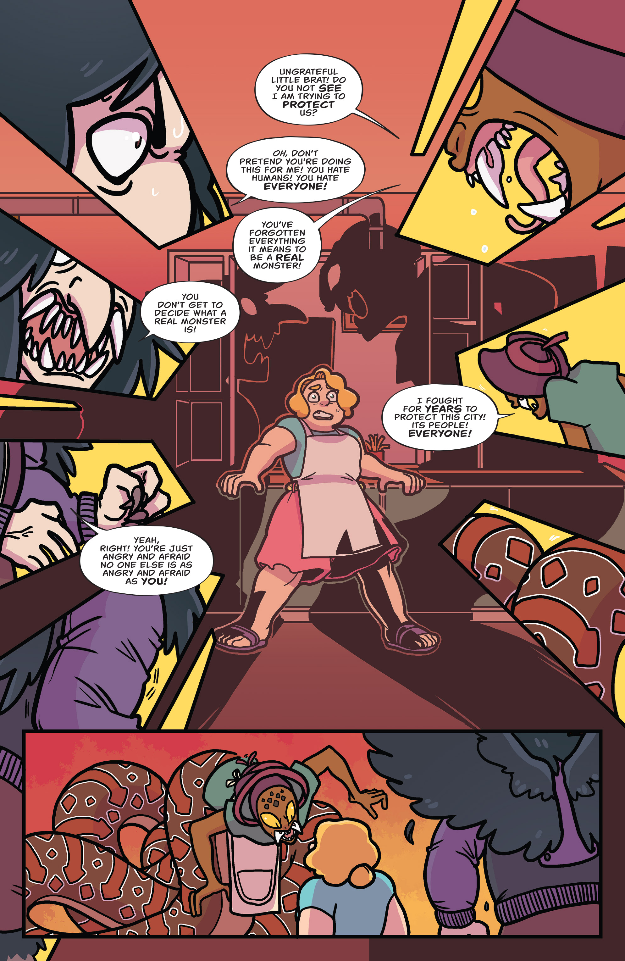 Read online Brave Chef Brianna comic -  Issue #4 - 16