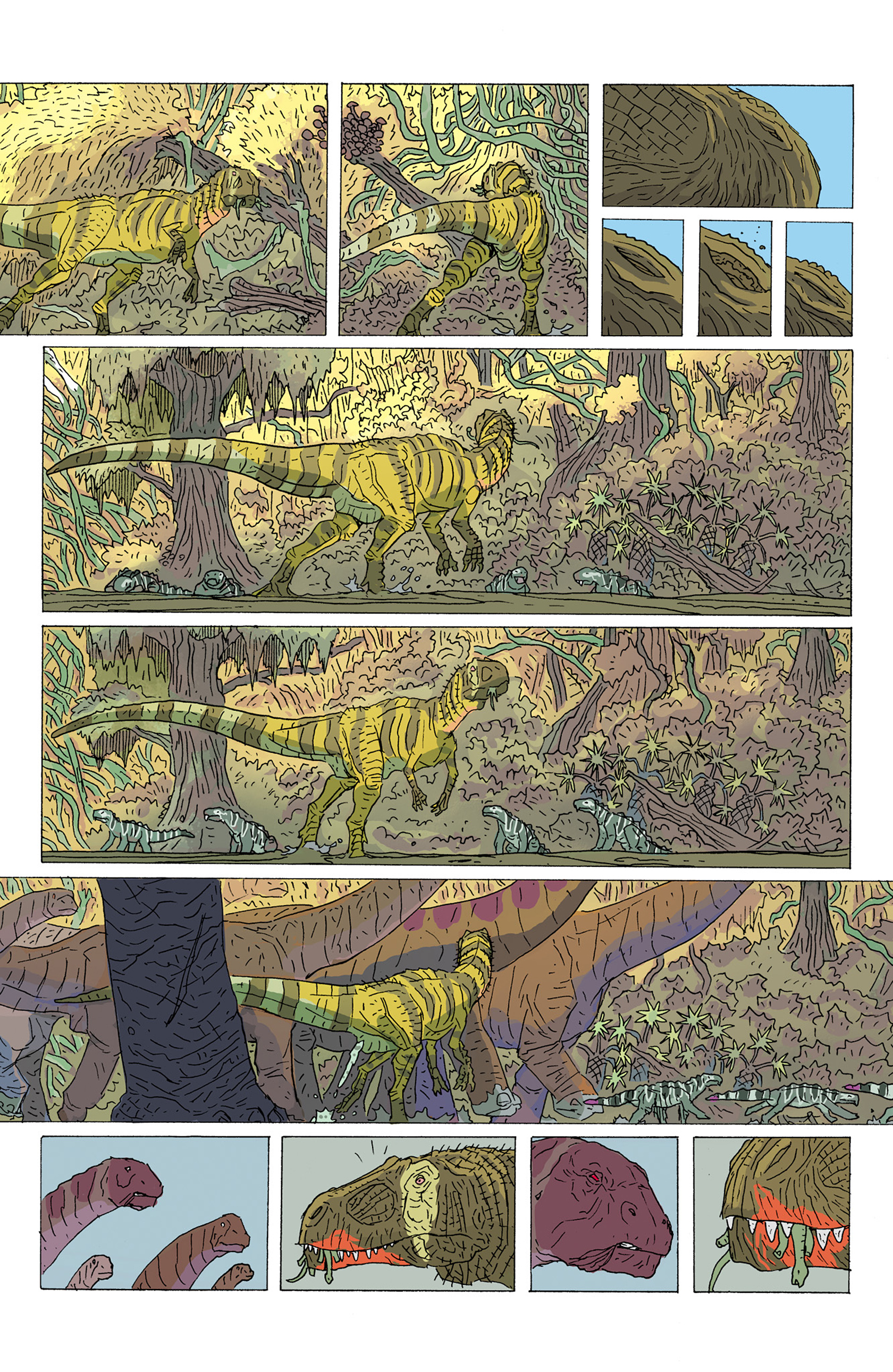 Age of Reptiles: Ancient Egyptians 3 Page 4