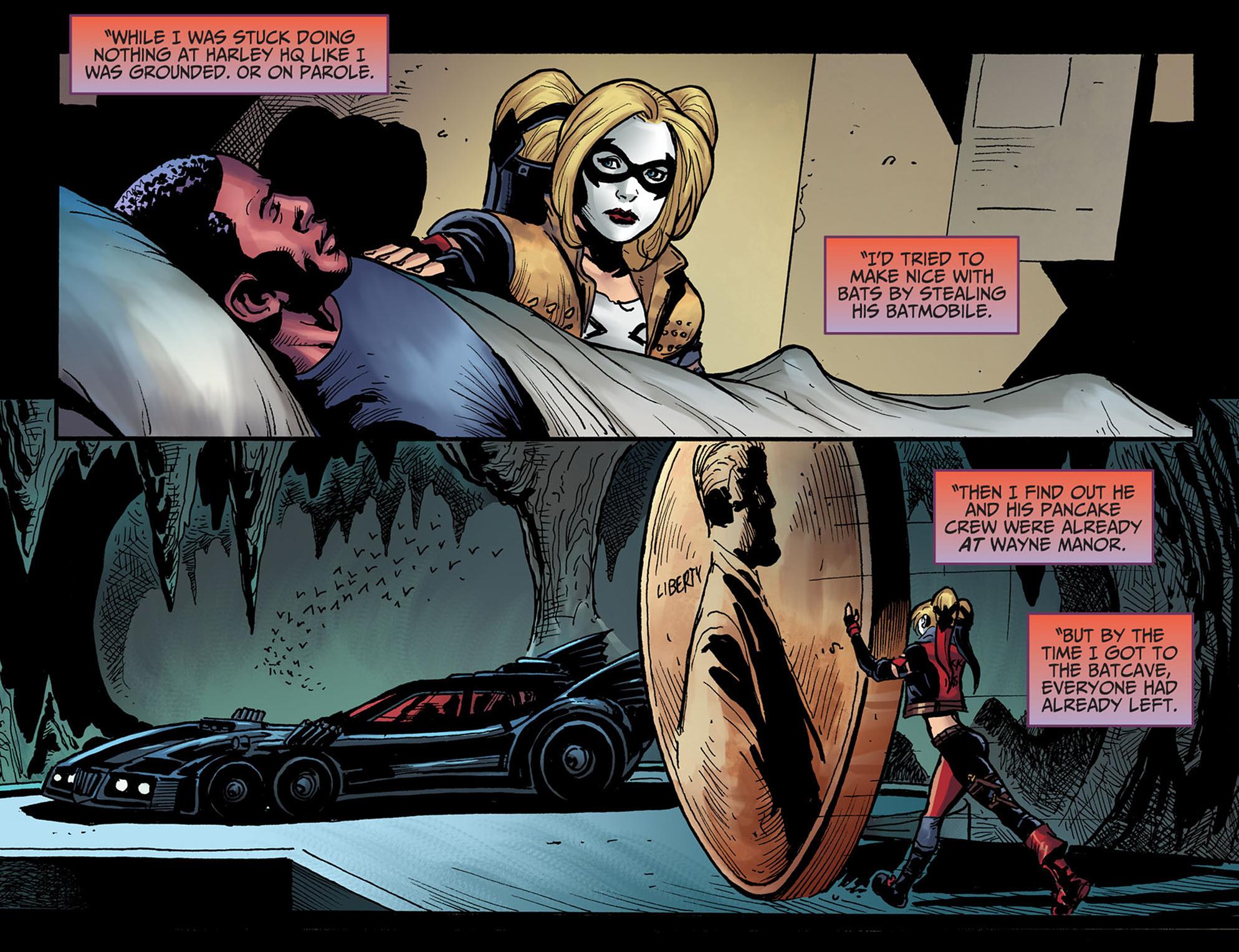 Read online Injustice: Ground Zero comic -  Issue #13 - 10