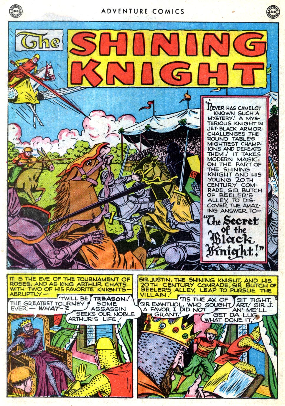 Read online Adventure Comics (1938) comic -  Issue #137 - 30