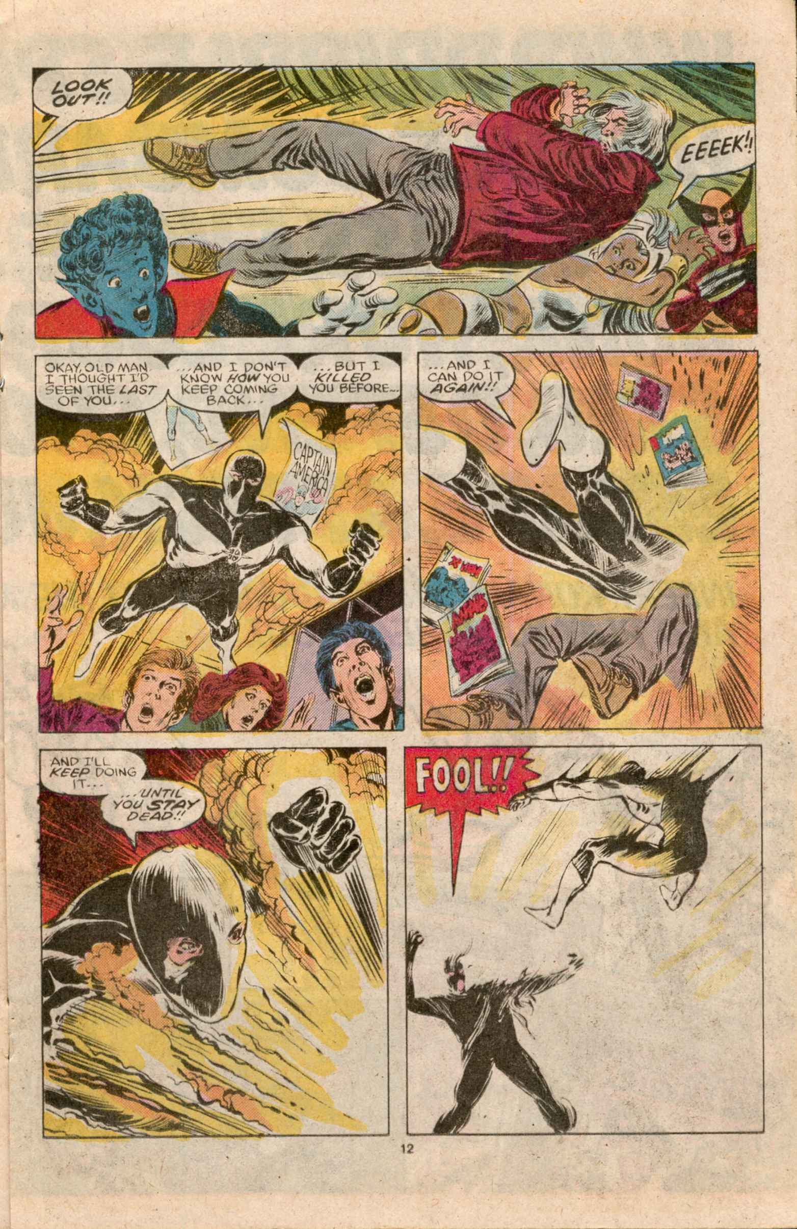 Read online Star Brand comic -  Issue #12 - 14