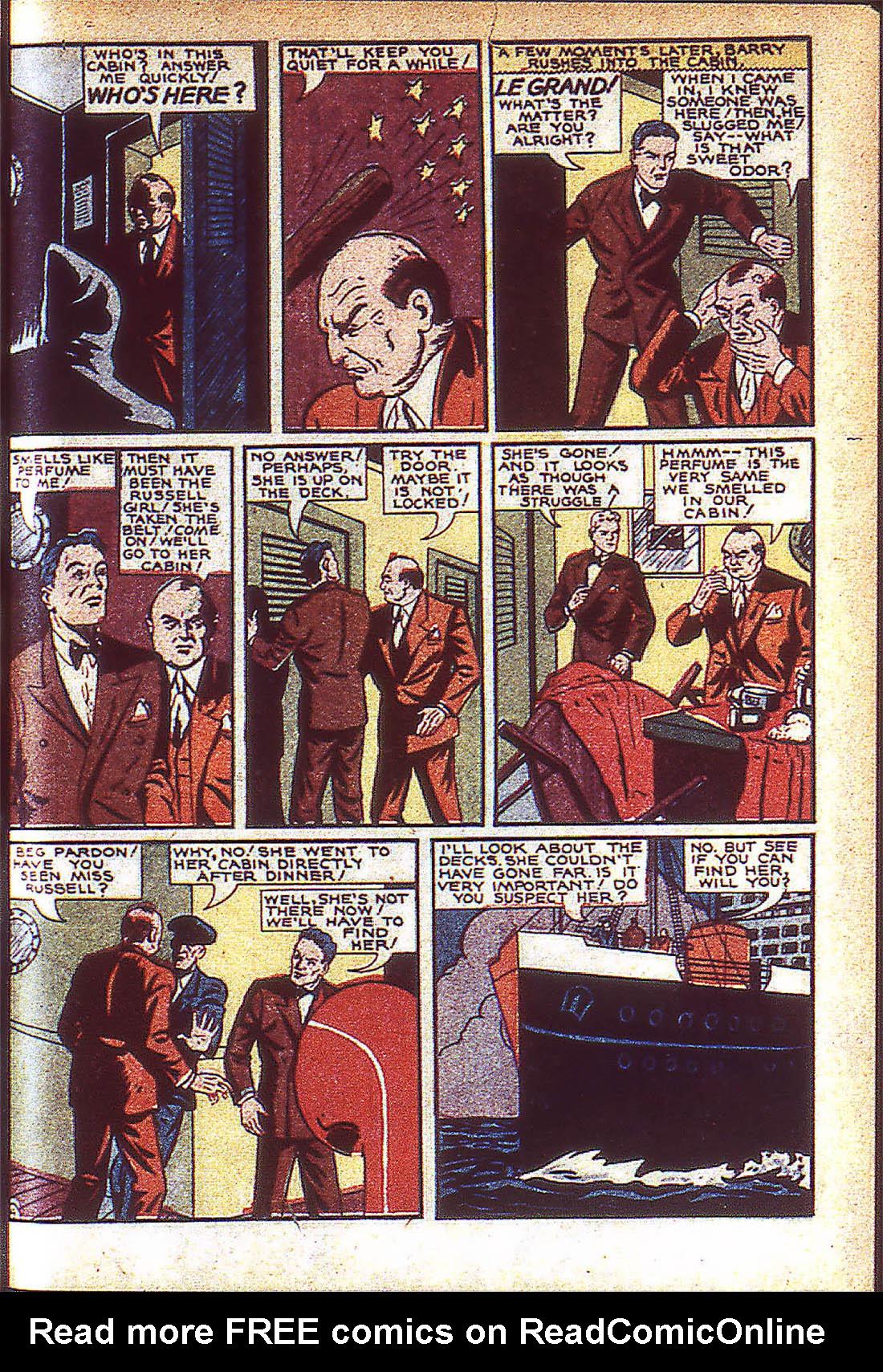 Read online Adventure Comics (1938) comic -  Issue #59 - 16
