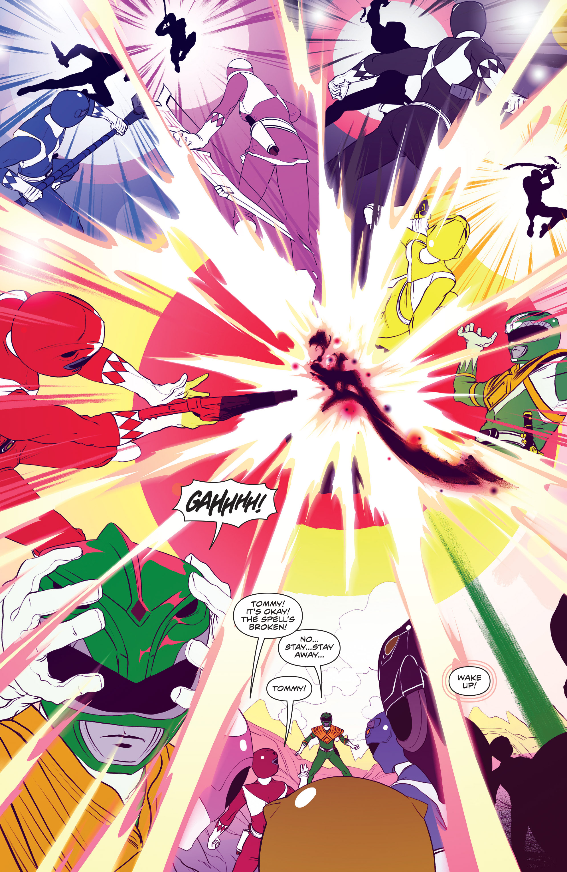 Read online Mighty Morphin Power Rangers comic -  Issue # _Annual 2017 - 3