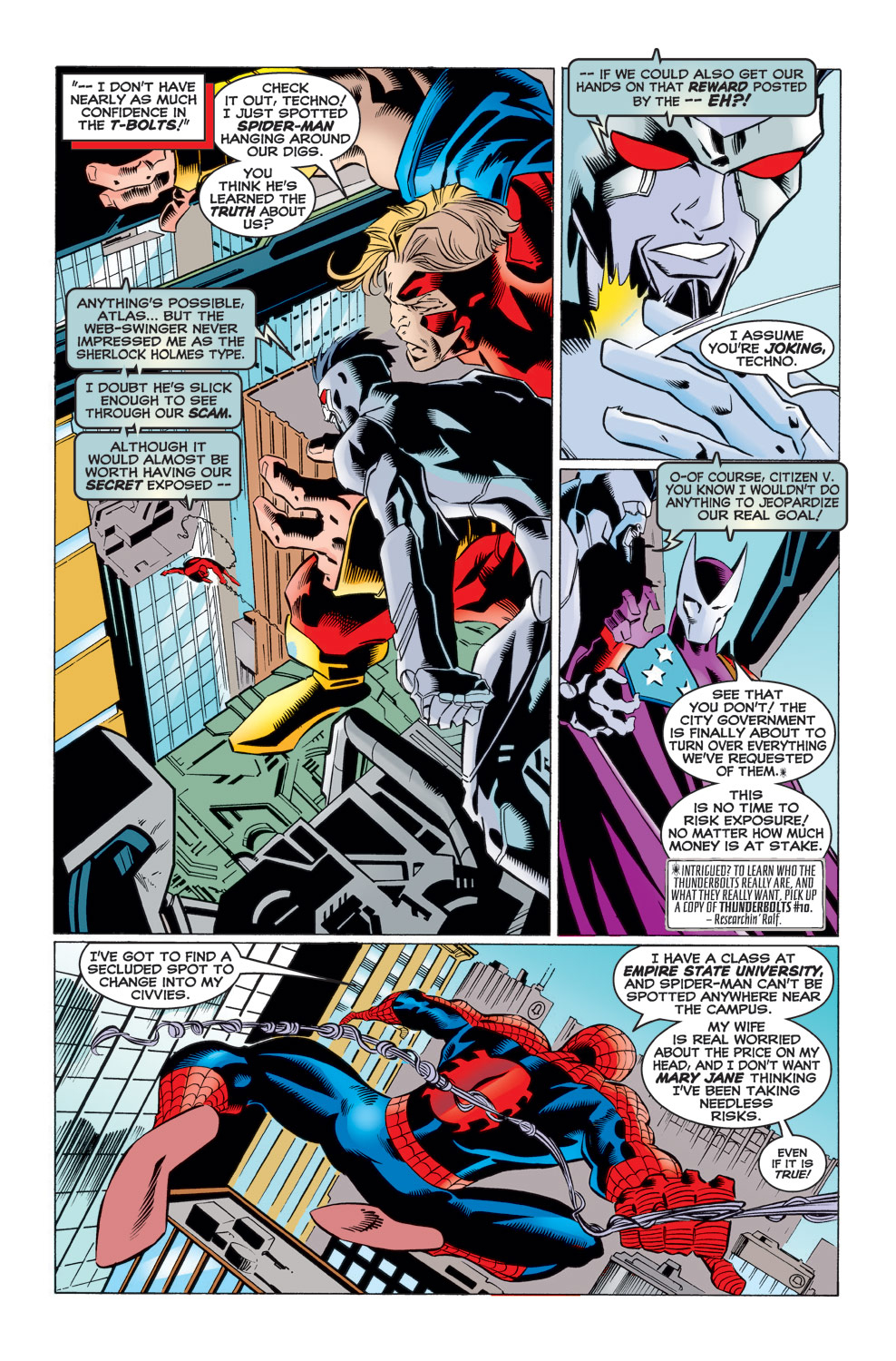 The Amazing Spider-Man (1963) 430 Page 3