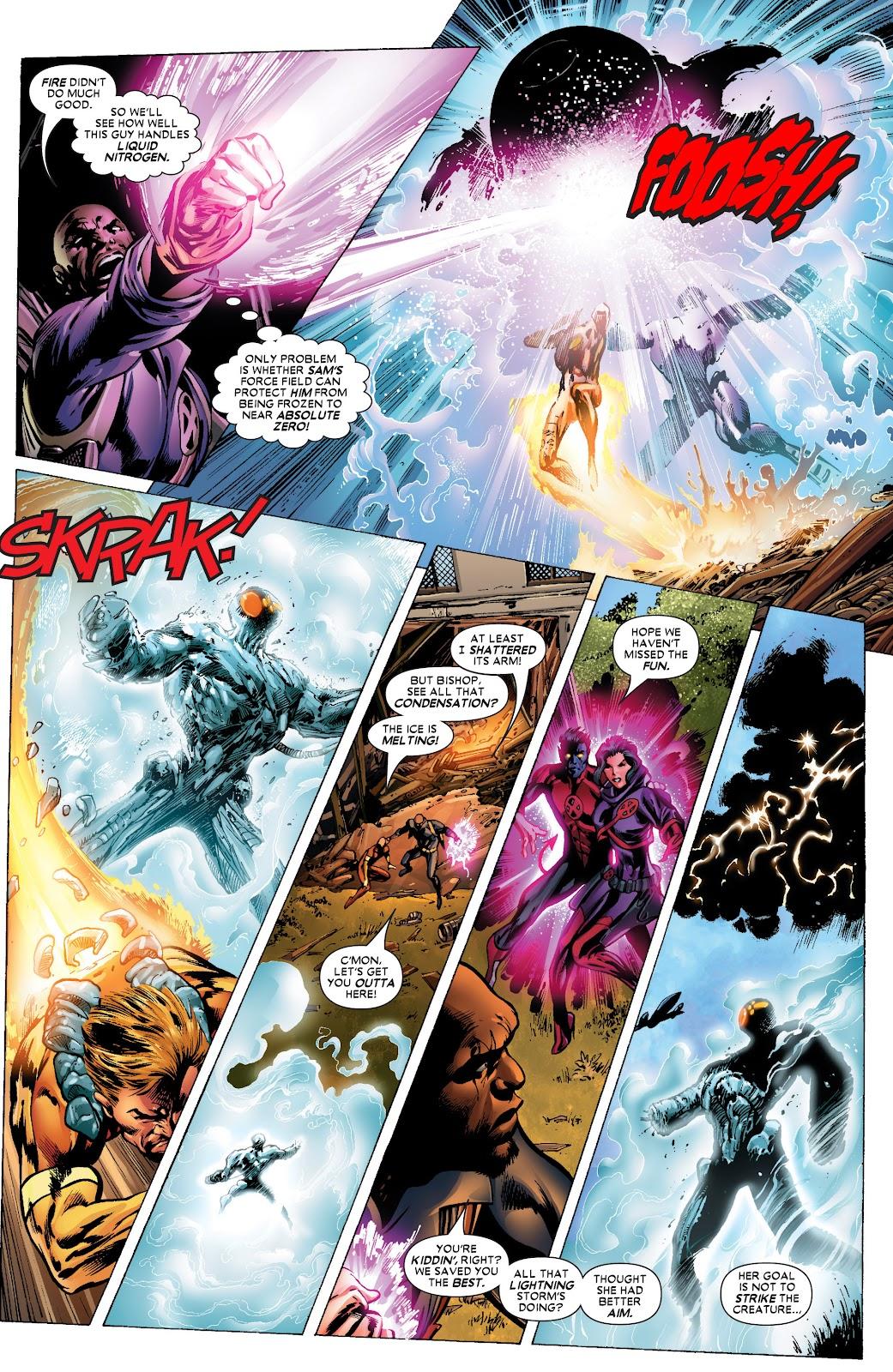 Uncanny X-Men (1963) issue 447 - Page 11