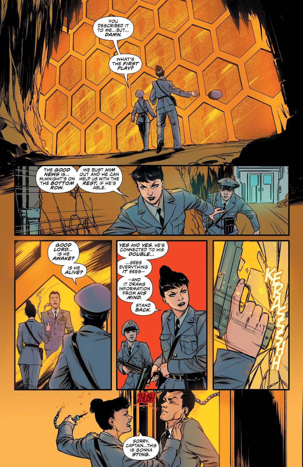 Read online Bettie Page: Unbound comic -  Issue #10 - 12