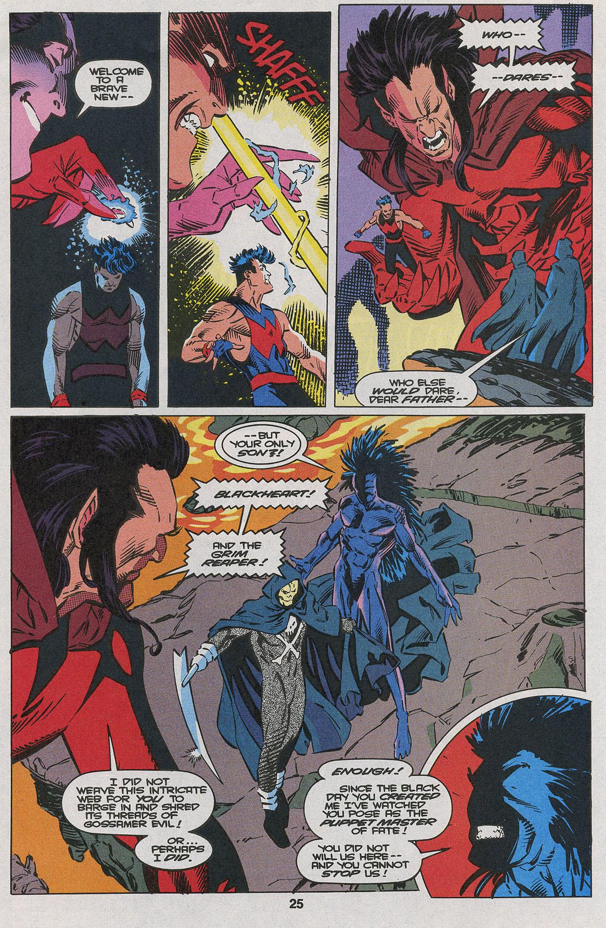 Read online Wonder Man (1991) comic -  Issue #22 - 19