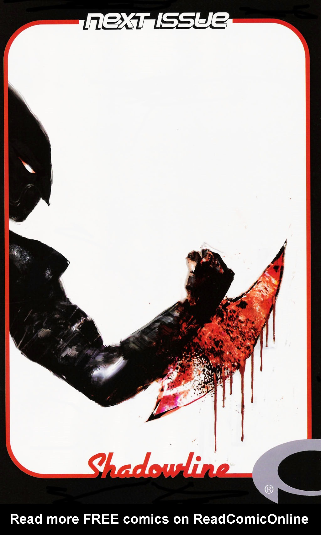Read online ShadowHawk (2005) comic -  Issue #9 - 25