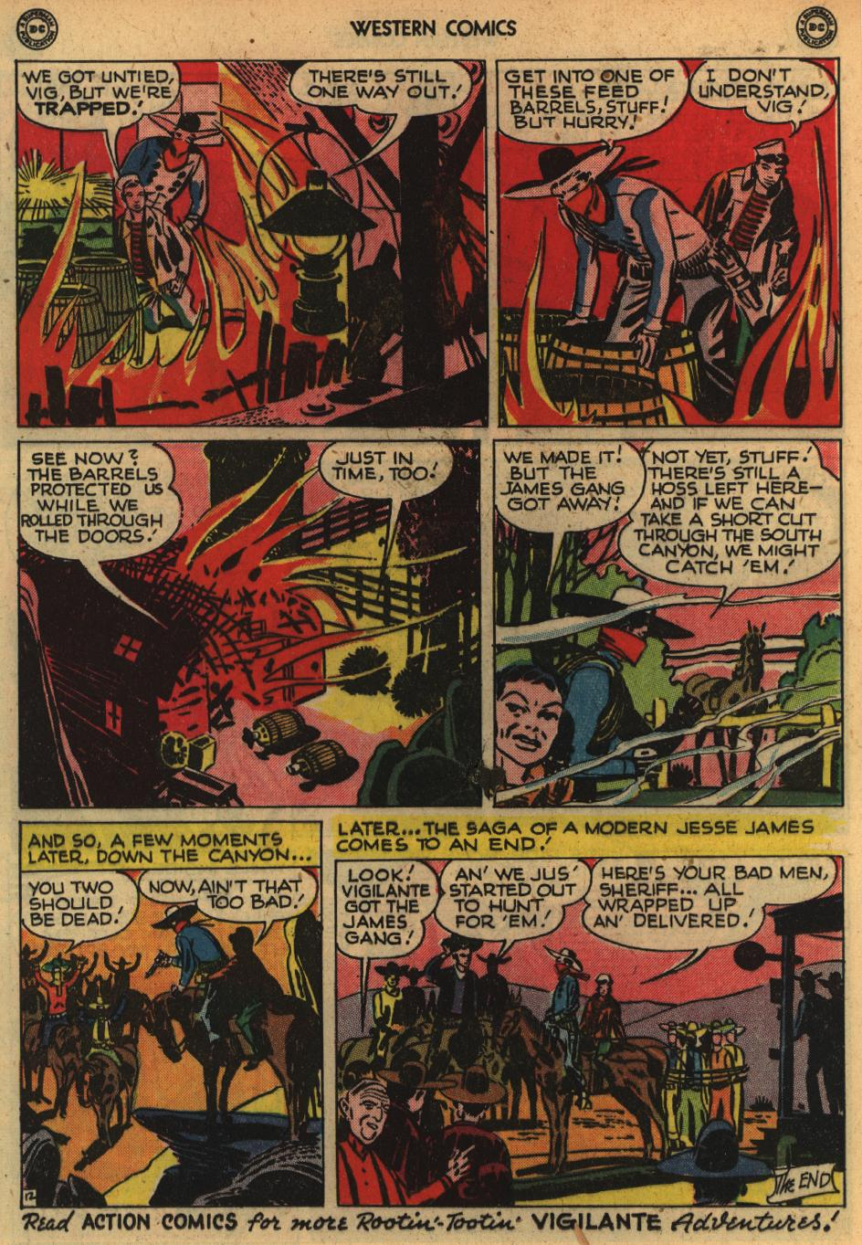 Western Comics issue 1 - Page 34