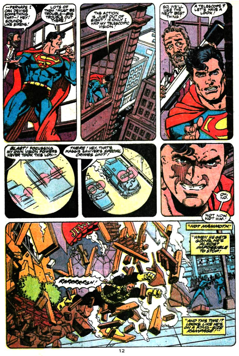 Read online Adventures of Superman (1987) comic -  Issue #472 - 13