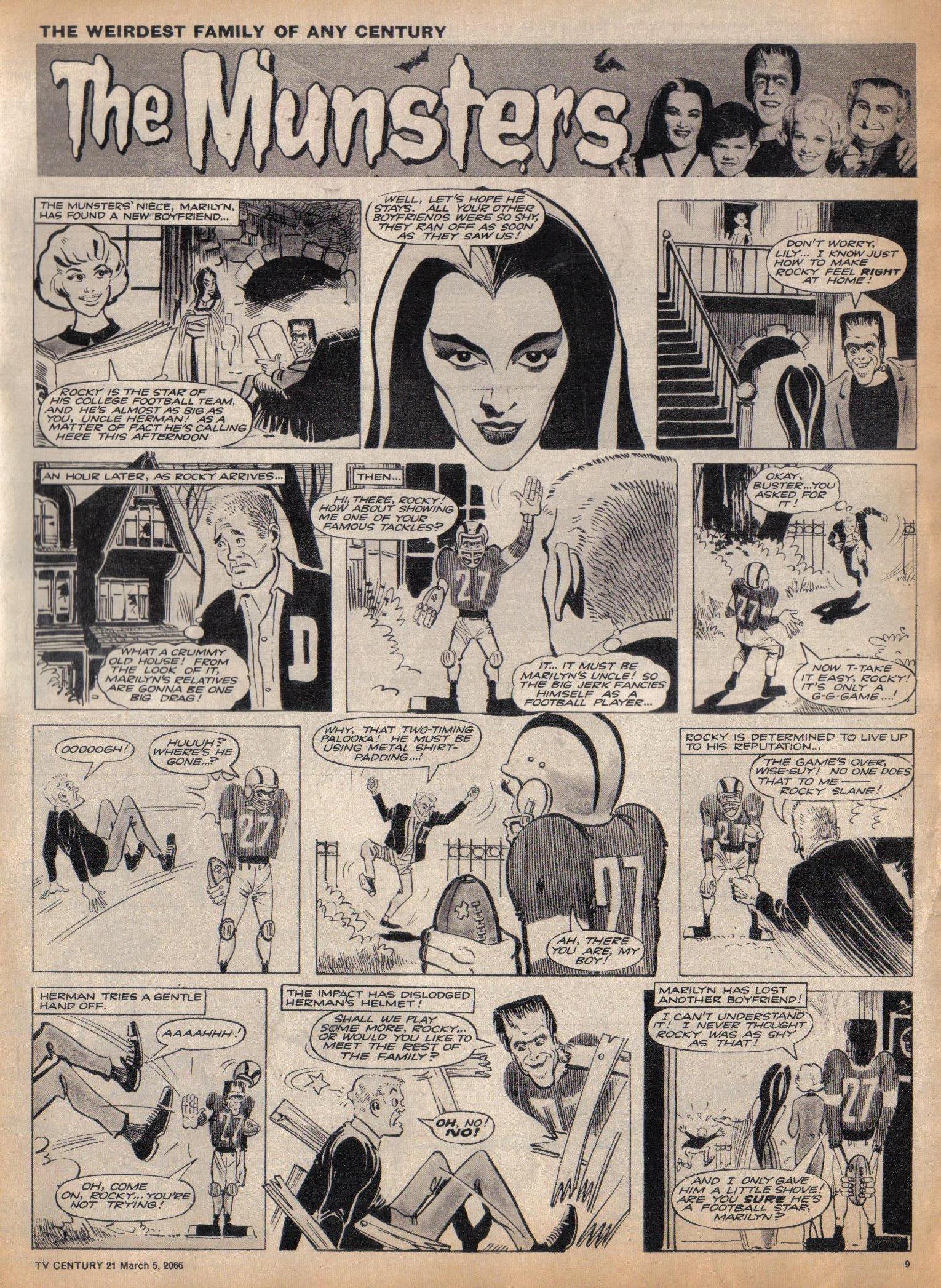 Read online TV Century 21 (TV 21) comic -  Issue #59 - 9