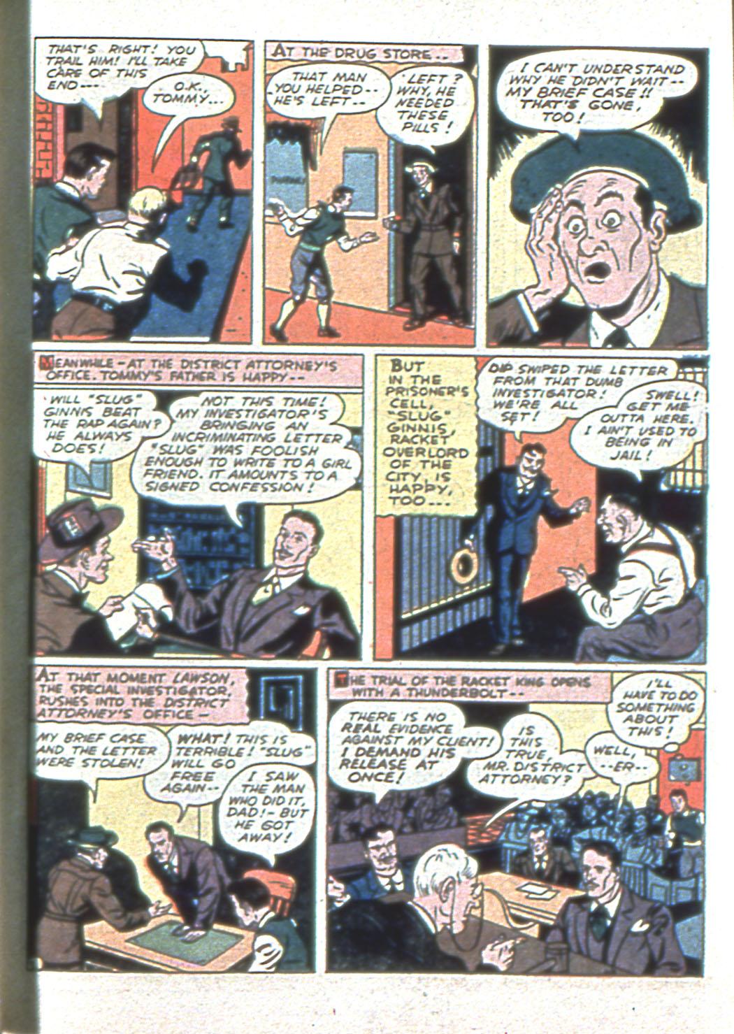 Read online Sensation (Mystery) Comics comic -  Issue #6 - 51