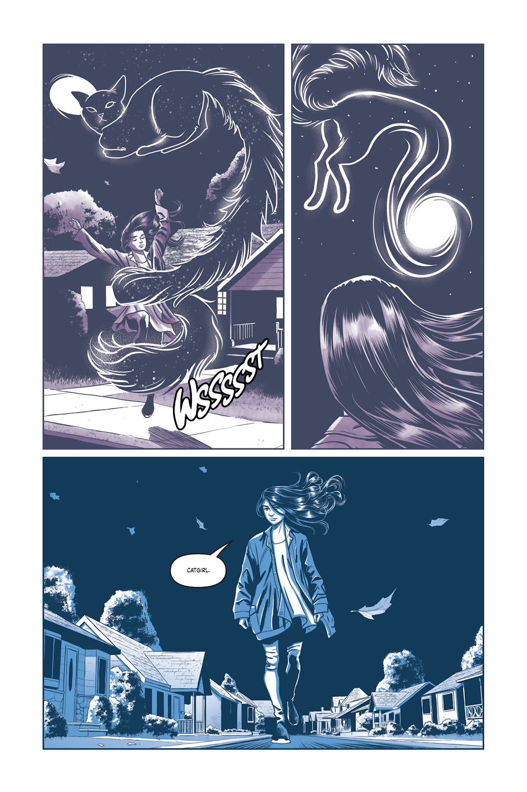 Read online Under the Moon: A Catwoman Tale comic -  Issue # TPB (Part 1) - 67