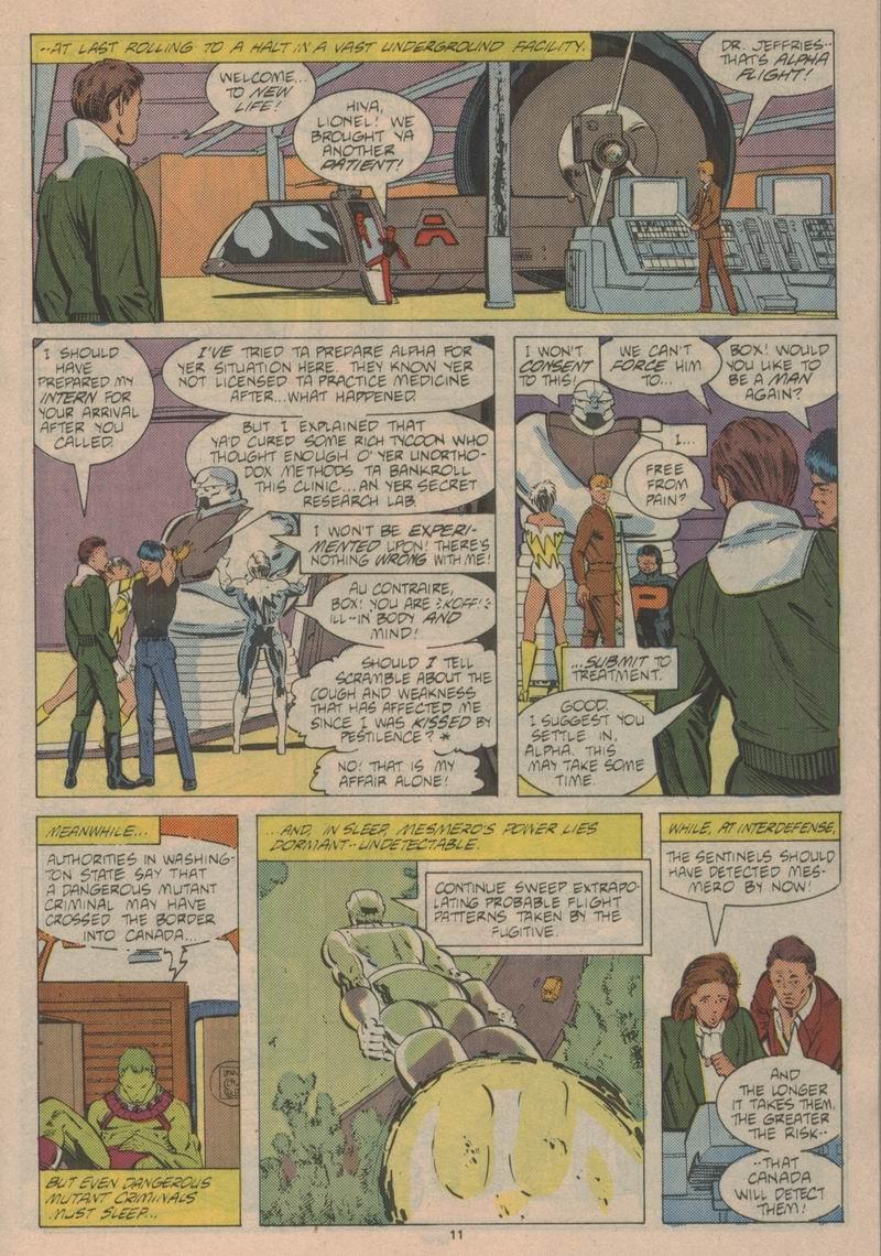 Read online Alpha Flight (1983) comic -  Issue #43 - 12