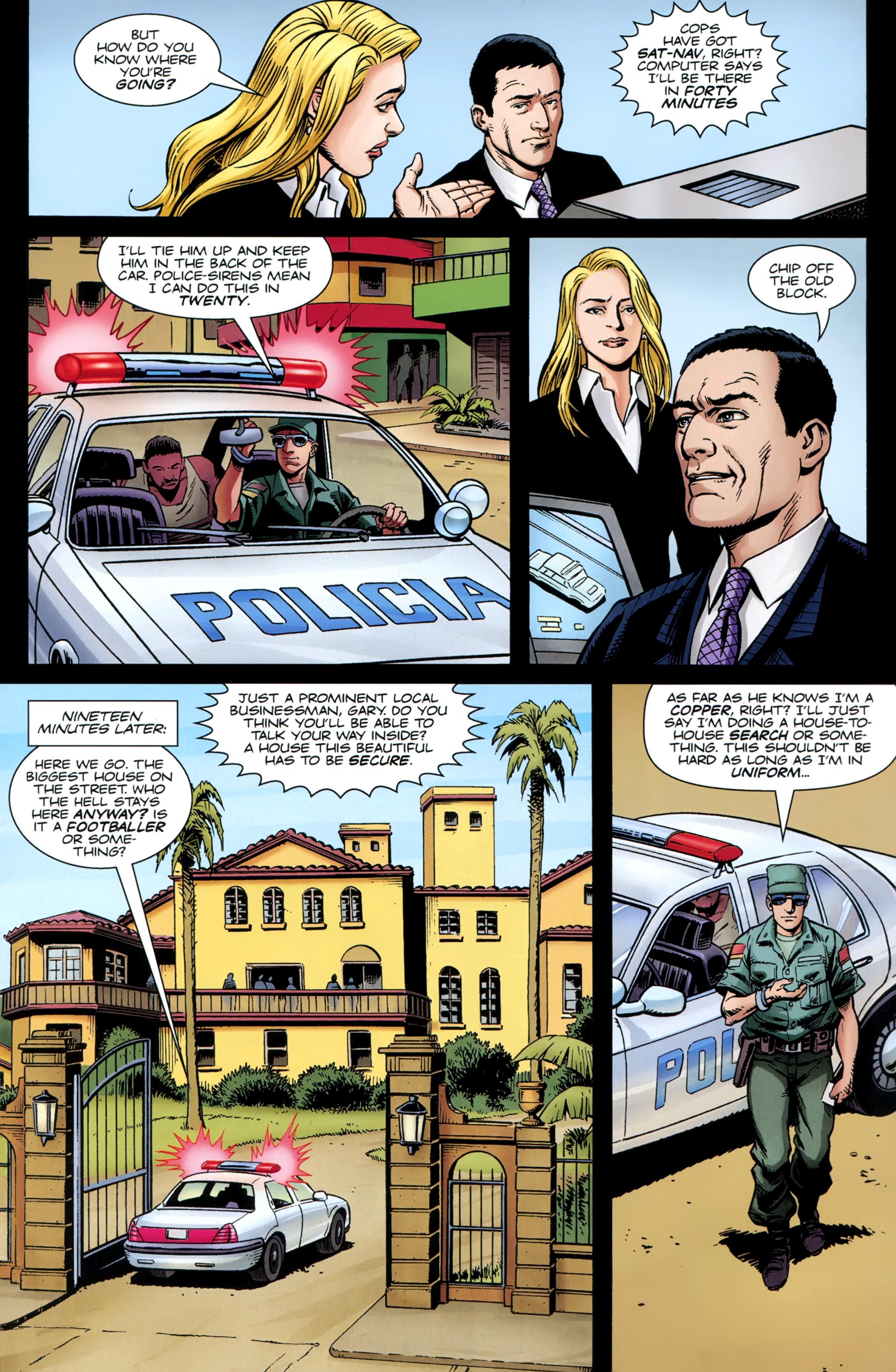 Read online Secret Service comic -  Issue #4 - 12