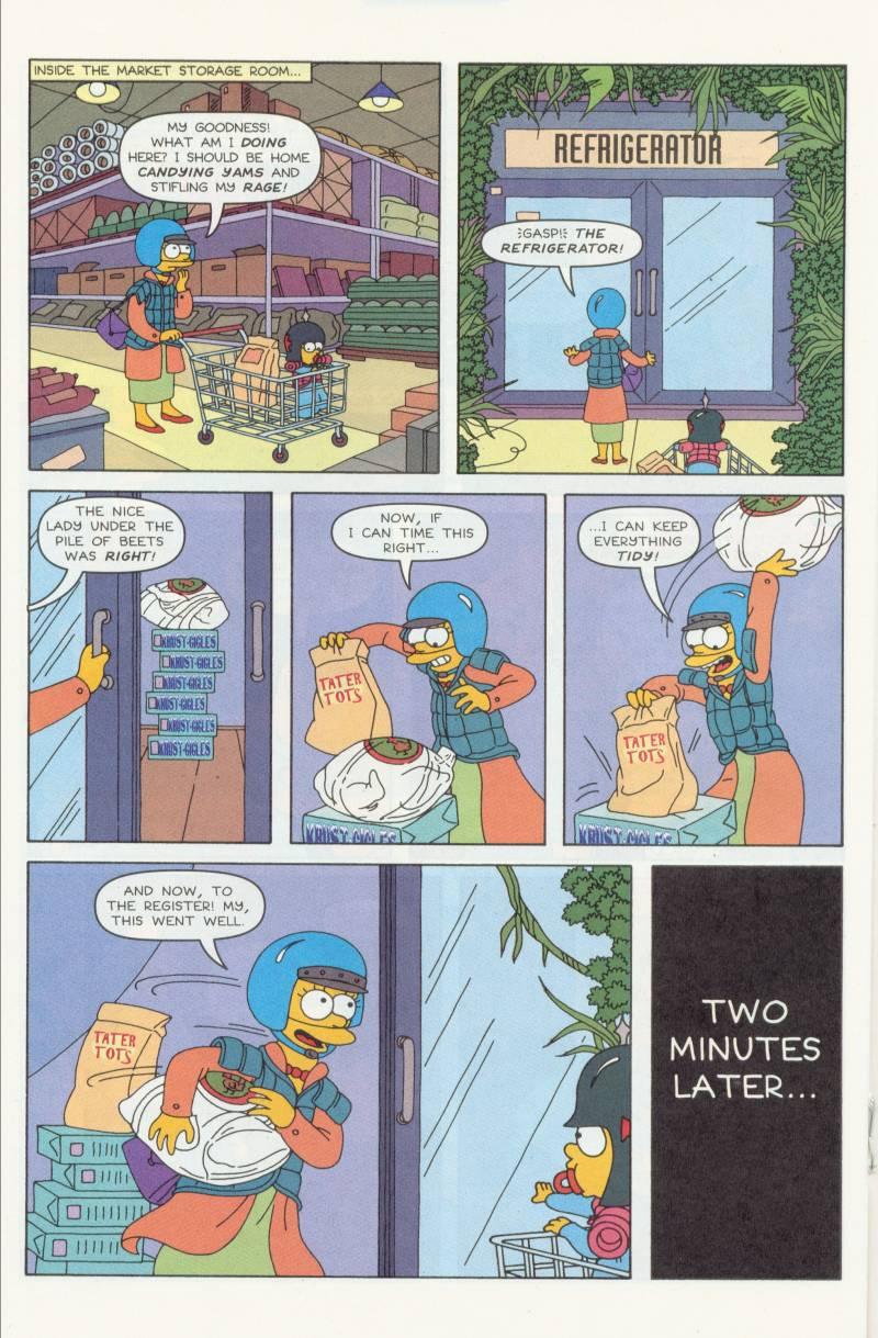 Read online Simpsons Comics comic -  Issue #51 - 17