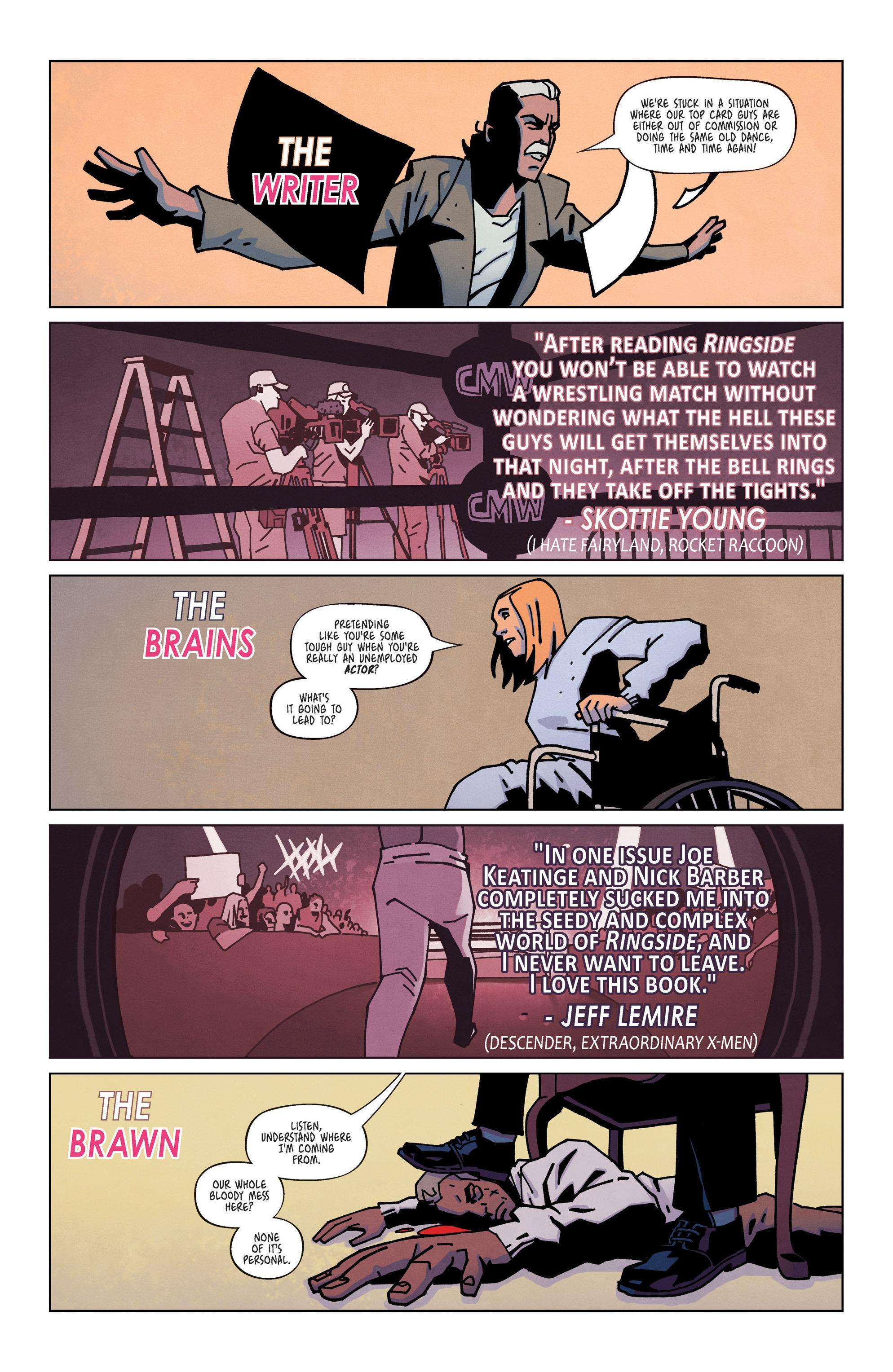 Read online Shutter comic -  Issue #16 - 26