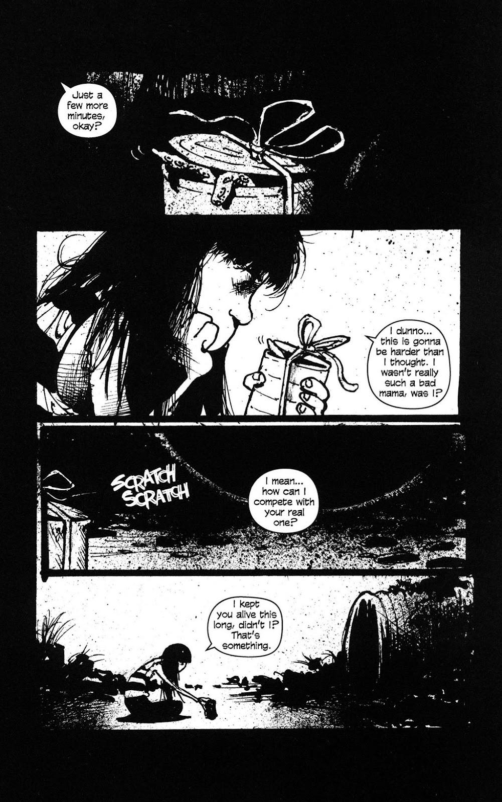 Read online Ojo comic -  Issue #5 - 15