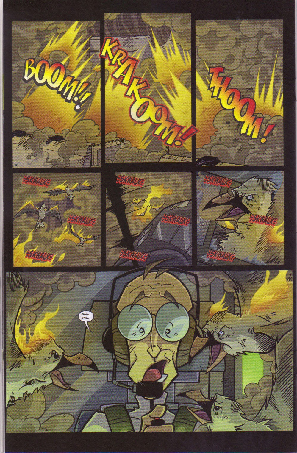 Read online Xombie Reanimated comic -  Issue #5 - 30