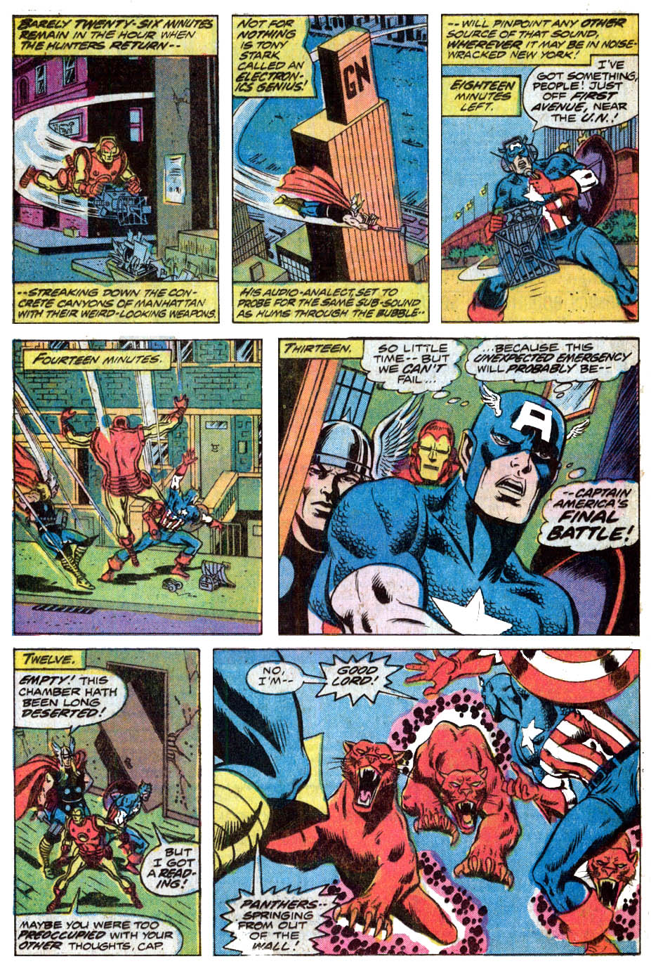 The Avengers (1963) 126 Page 12