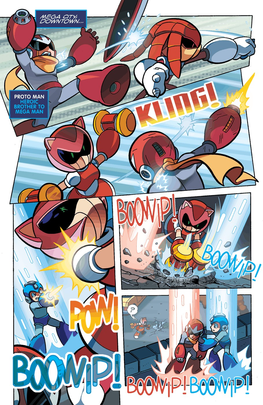 Read online Sonic Universe comic -  Issue #51 - 7