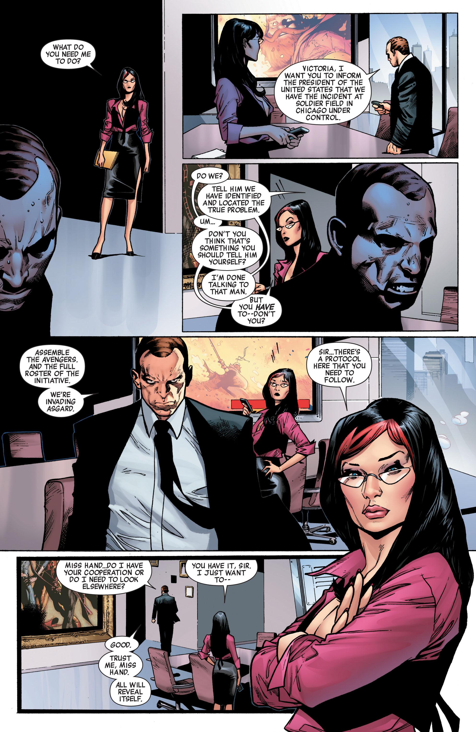 Read online Siege (2010) comic -  Issue #1 - 10