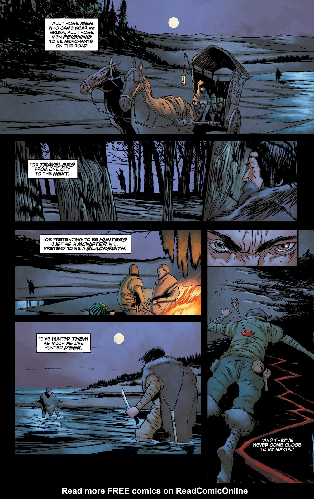 Read online The Witcher Omnibus comic -  Issue # TPB (Part 2) - 18