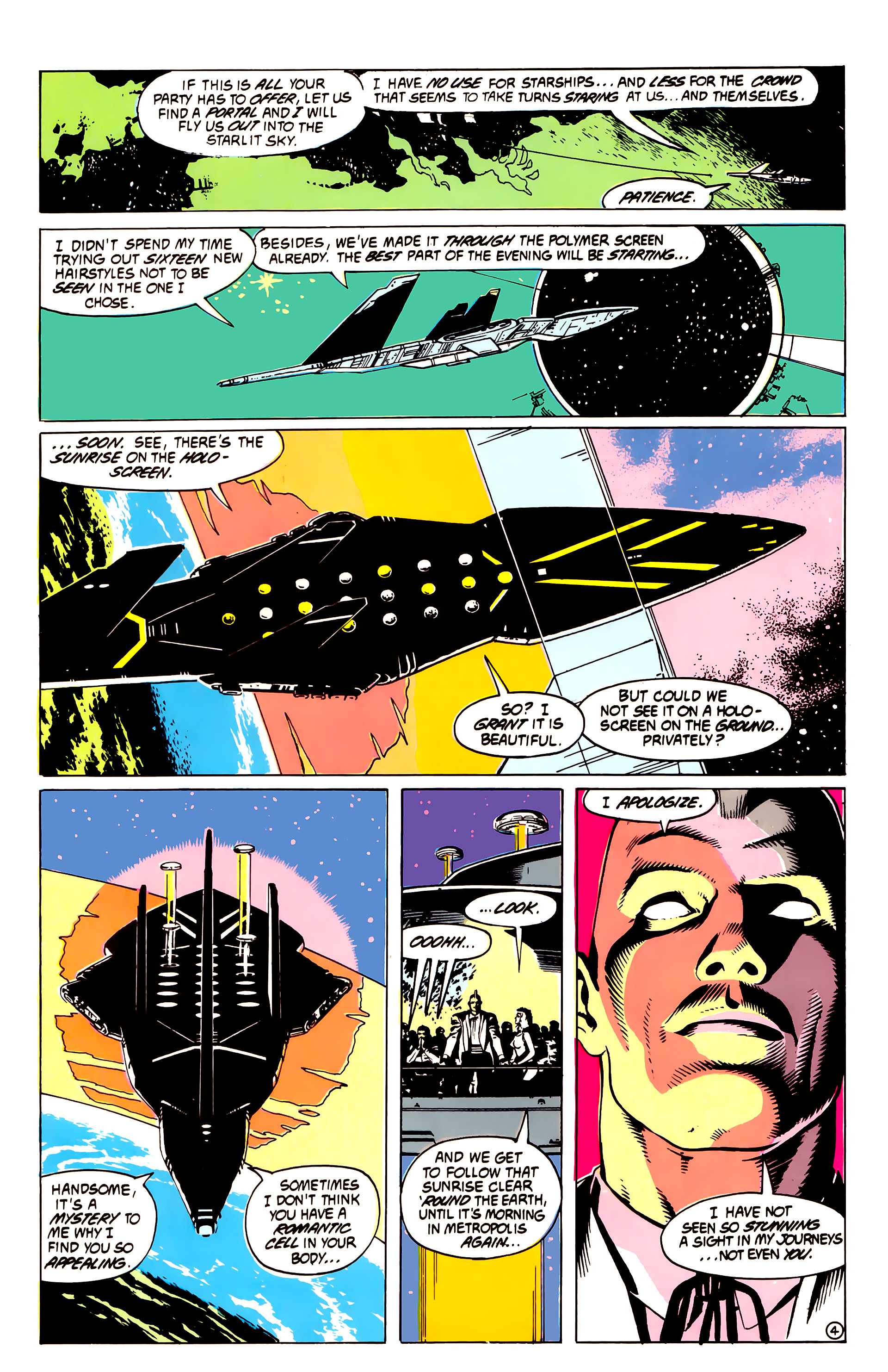 Legion of Super-Heroes (1984) _Annual_4 Page 39