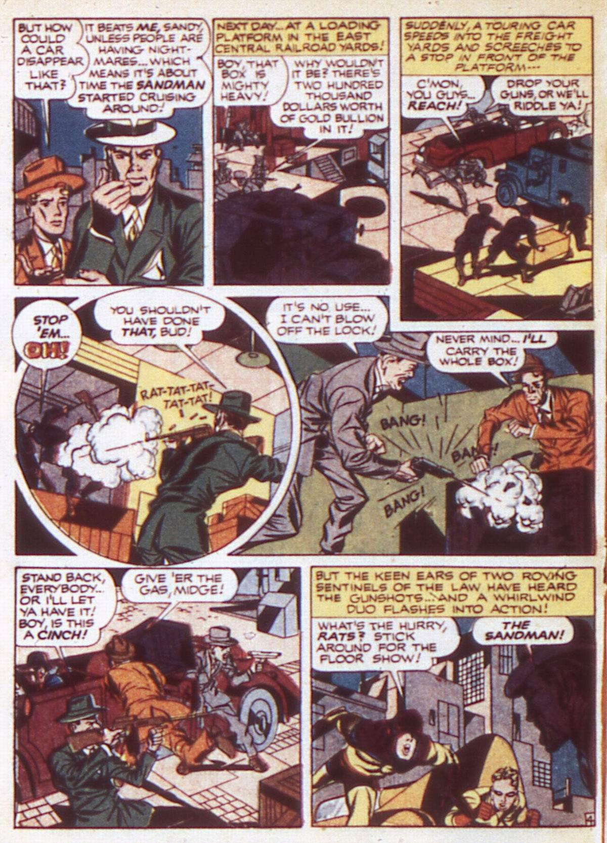 Read online Adventure Comics (1938) comic -  Issue #84 - 6