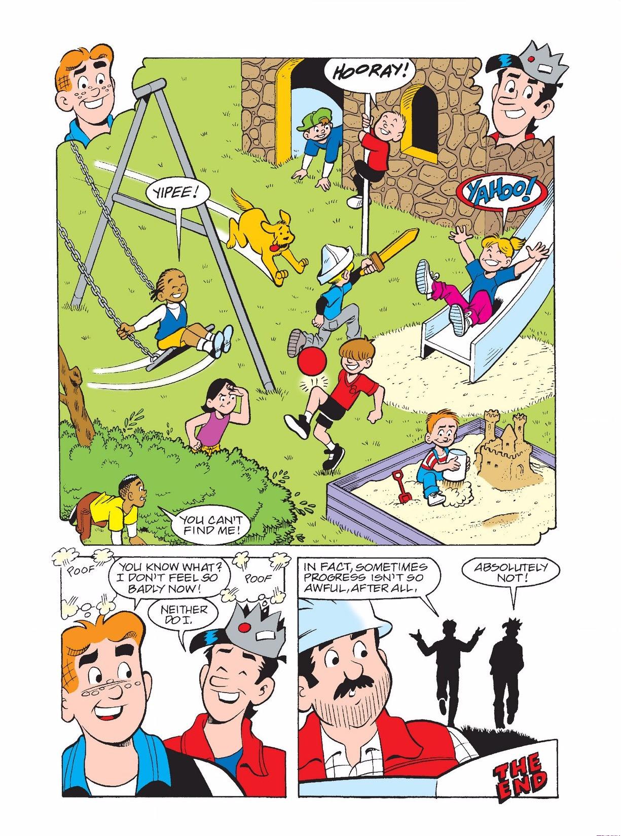 Read online Archie 1000 Page Comics Bonanza comic -  Issue #3 (Part 1) - 31